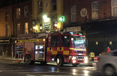 Occupants manage to escape flat before Dublin Fire Brigade extinguishes blaze in north inner city