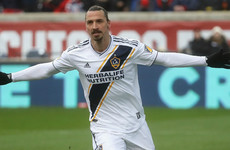 Ibrahimovic comes out on top and beats Rooney to MLS Newcomer award