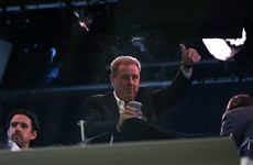 Are you ready for this? Harry Redknapp's heading into the jungle