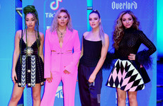 Little Mix were told to flirt in order to get their songs played on radio ... it's The Dredge