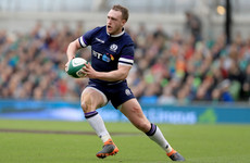 'It's a statement on our part': Exeter Chiefs complete signing of Stuart Hogg