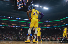 LeBron James admits he 'almost cracked' during Lakers' slow start to the season