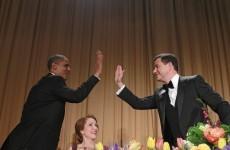 Kardashians, drunk texting and a Romney Roast: Obama's latest White House speech