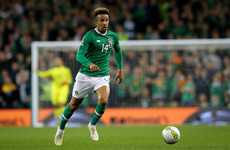Ireland striker Callum Robinson: 'I've been in the best form of my life'