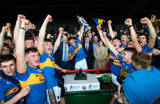 12 All-Ireland U21 winners in 40-man Tipperary hurling pre-season squad as new sponsor named