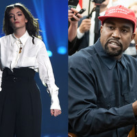 Lorde calls on people to stop stealing from women after accusing Kanye of ripping off her stage