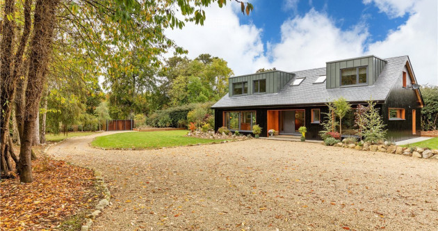 Live a city fairytale with this €1.35m Dublin bungalow in its own woodland