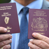 Irish passports issued to UK increase, while numbers fall in France, Germany and Spain
