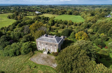 Georgian splendour on eight acres with your own stables and ballroom