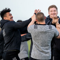All Blacks braced for Ireland 'trying to suffocate us with possession'