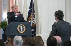 CNN sues Donald Trump over journalist being barred from White House