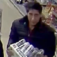 Man arrested in 'Ross from Friends' robbery investigation