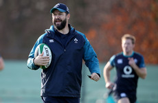 Farrell faces up to the toughest test for a defence coach in rugby