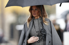 In a rare move, Melania Trump calls for firing of national security aide