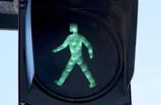 Dublin city councillors to vote on extending pedestrian 'green man' time