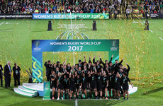 Reigning champions New Zealand win bid to take over from Ireland and host 2021 Women's Rugby World Cup