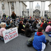 'People are sick and tired': Grassroots groups hold day of action ahead of housing protest next month