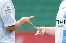 Referee suspended for using 'rock, paper, scissors' instead of the coin toss