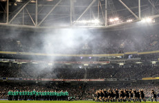 Number one v number two: All Blacks name their side for Ireland showdown