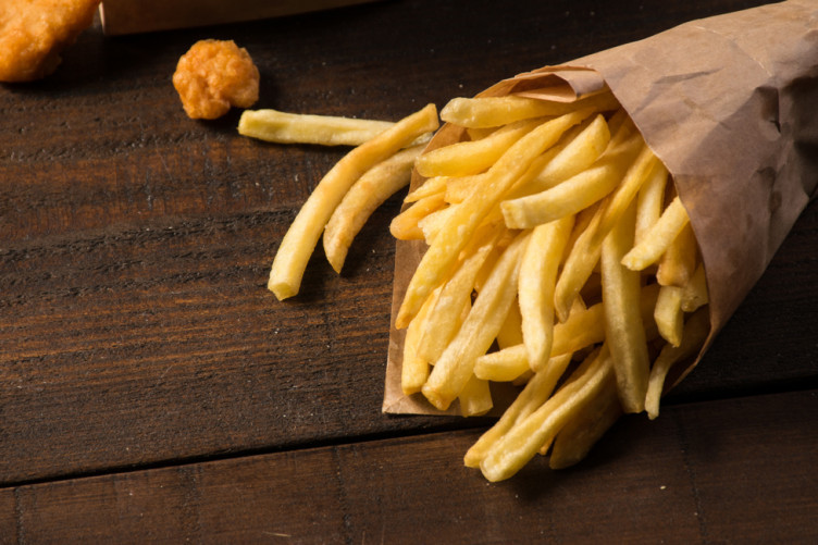File photo of chips