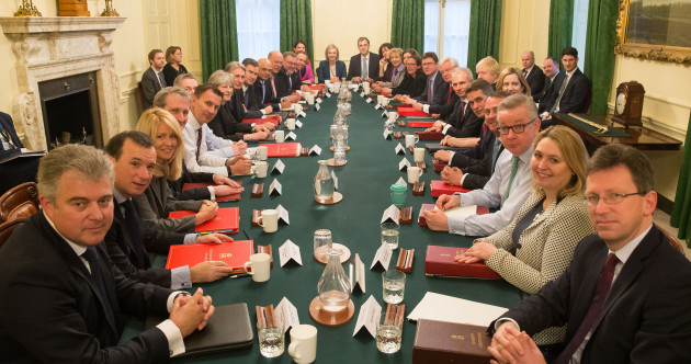 Theresa May's Cabinet: Who's gone, who's backing her - and what's likely to happen now