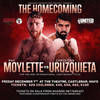 Ray Moylette's big homecoming fight to be broadcast live on terrestrial television