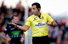 Referee appointments confirmed for next two rounds of Heineken Cup