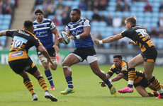 Fiji-born wing Cokanasiga handed England debut as Jones rings changes