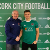 Cork City capture star midfielder from UCD's 2018 league-winning side