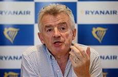 The letter Michael O'Leary sent to Matt Cooper when he asked to write a book on Ryanair