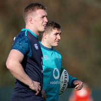 No concern over Leavy despite flanker missing training with 'full body soreness'