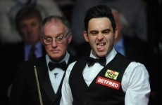 Back to his best: O'Sullivan puts together stunning run to near quarter-final