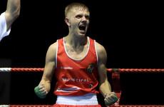 Kurt Walker secures Ireland's second medal at EU Boxing Championships