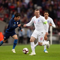 Wayne Rooney makes 120th and final appearance as Three Lions ease past USA