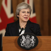 May appoints junior health minister Stephen Barclay as new Brexit secretary