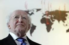 Higgins kicks off first visit to the US in New York today
