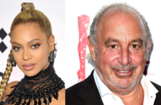 Beyoncé buys out Sir Philip Green's 50% share of Ivy Park amid British MeToo scandal