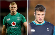 Van der Flier to start for Ireland against All Blacks as Dan Leavy ruled out