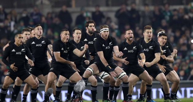 How the All Blacks' haka is the ultimate 'ON' switch