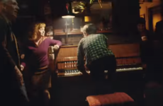 An Irish woman who got a job dancing on the John Lewis ad revealed how secretive filming was