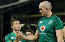 Toner ready to reach and grab 'special' No.1 ranking for Ireland