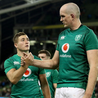Toner ready to reach out and grab 'special' win for Ireland