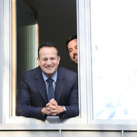 Varadkar says FG can look proudly to its record in 'caring for families'