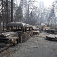 Over 1,000 people now missing in California wildfires as Trump doubles down on blame game