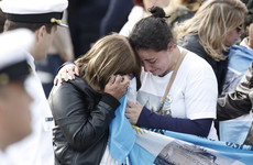 Wreck of missing Argentine submarine discovered almost a year to the day since it disappeared