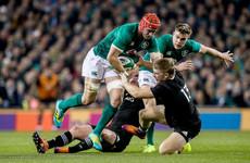 LIVE: Ireland v New Zealand, November Tests