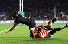 Fiji-born Cokanasiga scores debut Test try as second-half surge sees England overcome Japan