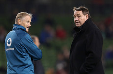 'They're the number one team in the world now' - All Blacks boss on Ireland