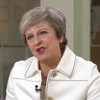 Theresa May: 'A change of leadership isn't going to make negotiations any easier'