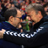 'Sometimes it's hard because luck is against you' - Danish boss sympathises with O'Neill